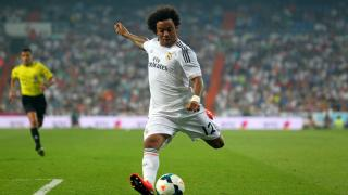 Marcelo, defensa del Real Madrid