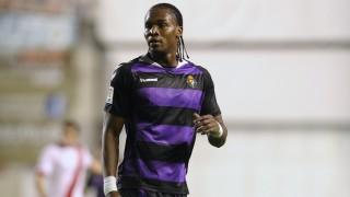 Manucho llega al Rayo procedente del Valladolid