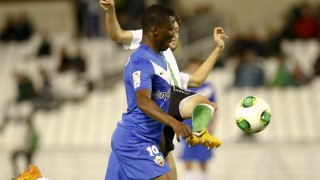 Jonathan Zongo llegó a la UD Almería