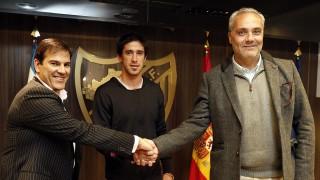 Pablo Pérez llega procedente de Newell's Old Boys