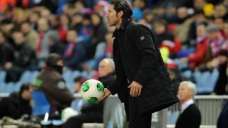 El técnico argentino ha dirigido en 126 partidos de Liga BBVA al conjunto colchonero