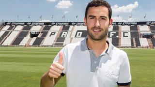 Iñigo López llega cedido al Celta procedente del PAOK (Foto: Paok)