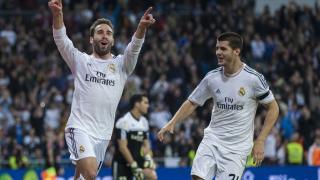 Carvajal se hizo con el puesto de titular en el Real Madrid