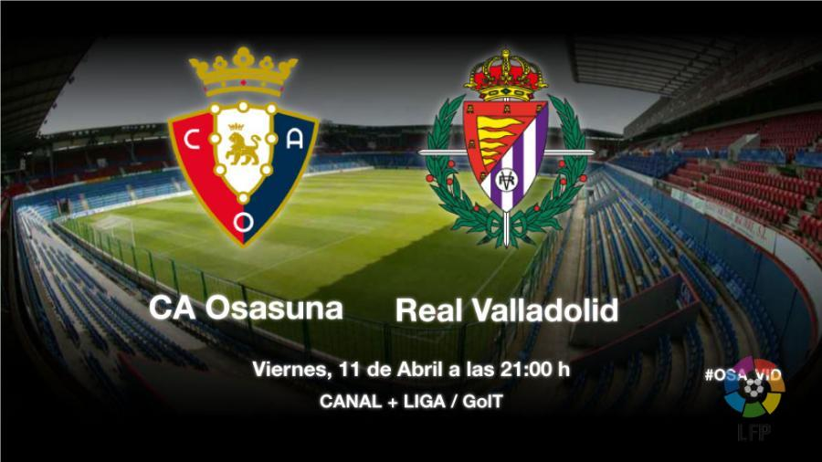 Osasuna And Valladolid Seek Peace Of Mind Laliga