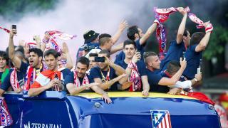 Celebración Liga Atlético de Madrid - Celebración.