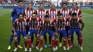 Once titular del Atlético