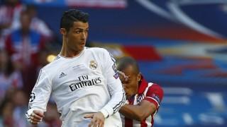Cristiano Ronaldo, autor del cuarto gol de los madridistas