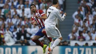 Gran salto de Cristiano Ronaldo y Raúl García
