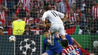 Bale tuvo la primera ocasión del partido