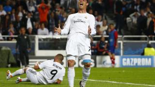 Cristiano Ronaldo, máximo goleador del campeonato