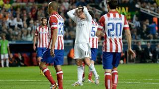 Gareth Bale, autor del segundo tanto del conjunto blanco