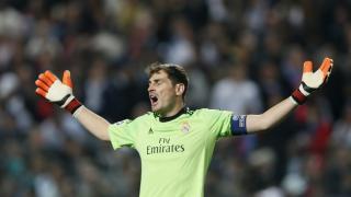 Iker Casillas, capitán del Real Madrid