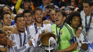 Ramos, Cristiano y Casillas levantan la 10ª Champions League del Real Madrid