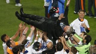 Carlo Ancelotti consiguió la tercera Champions League de su carrera