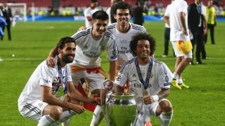 Arbeloa, Morata, Pepe y Marcelo consiguieron su primera Champions League