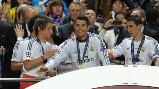 Primera Champions League en el Real Madrid para Coentrão, Cristiano y Di María