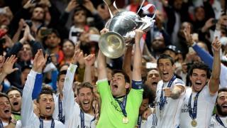 Doce años han pasado desde la última vez que Casillas levantó la Copa de Europa