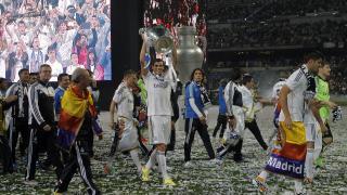 Final UEFA Champions League 2014 - Celebración campeón.
