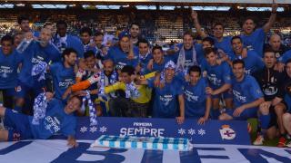 El Deportivo regresa a la Liga BBVA 364 días después de certificar su descenso