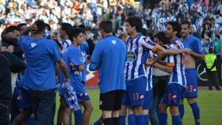 Deportivo - Jaén.