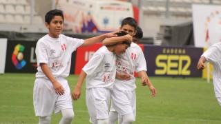 El Torneo Internacional enfrenta a los equipos de La Liga ante equipos peruanos