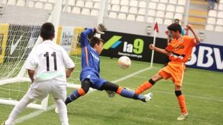 Goles y emoción en los primeros partidos del Torneo Internacional Sub 12