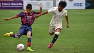 Los futbolistas del futuro se miden en el Torneo Internacional Sub 12