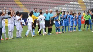 Jornada de máxima deportividad entre los participantes en el Torneo Internacional Sub 12