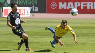 Córdoba y Las Palmas protagonizaron un partido intenso y emocionante