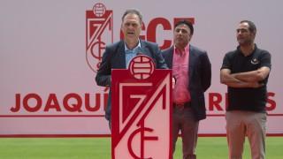 Caparrós será el entrenador del Granada en el curso 2014/15