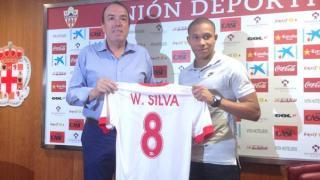 Wellington Silva jugará en el Almería tras gozar de un buen año en el Murcia
