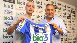 Pablo Infante mostrará su fútbol en la capital del Bierzo