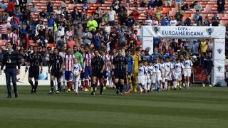 El conjunto colchonero se enfrentó a los San Jose Earthquakes en la ciudad norteamericana.