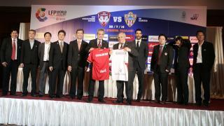 El club andaluz participó en la Spain Experience en Bangkok.
