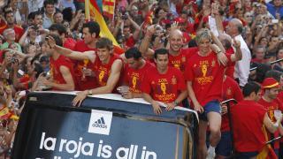 La Copa del Mundo 2010 encumbró la carrera del futbolista español