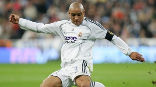 Roberto Carlos disputó once temporadas en la Liga BBVA