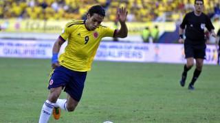 Radamel Falcao, una de las referencias en la selección colombiana