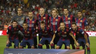 Así fue el primer once del FC Barcelona en la Liga BBVA