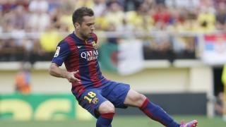 Jordi Alba, defensa del FC Barcelona