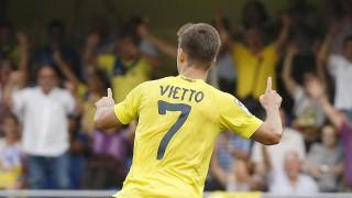 Luciano Vietto es una de las grandes revelaciones de la Liga BBVA y lleva 10 goles con el Villarreal