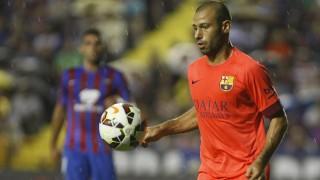 Mascherano es el verdadero jefe de la defensa del Barcelona