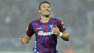 Piovaccari suma cinco goles en su estreno en la Liga BBVA