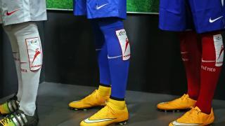 Así son las medias que llevarán los jugadores del Atlético de Madrid