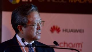 Zhu Bangzao, embajador de China en España
