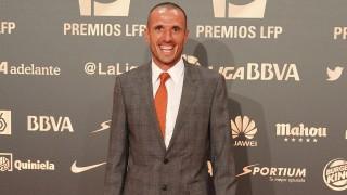 El atleta Chema Martínez en la alfombra roja