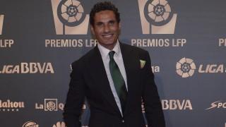 Óscar Higares, en la 'Gala de los Premios LFP 2014'