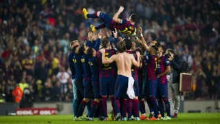 Leo Messi se convirtió en el máximo goleador histórico de la Liga BBVA en el duelo ante el Sevilla