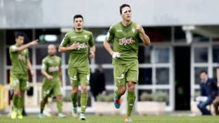 Bernardo ha sido, tanto en ataque con 3 goles, como en defensa, un baluarte para el Sporting