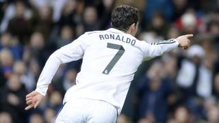 El máximo goleador de la Liga BBVA, Cristiano Ronaldo, suma 28 goles con el Real Madrid esta temporada