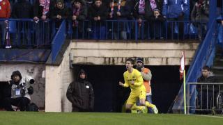 Vietto, con diez goles, se ha erigido como una de las revelaciones de la Liga BBVA